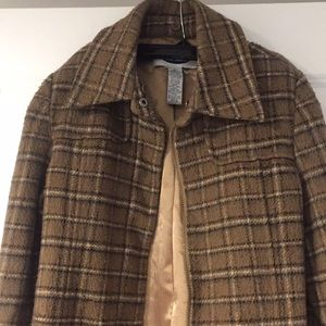 Jackets & Coats - Wool Jacket Old Navy Size S